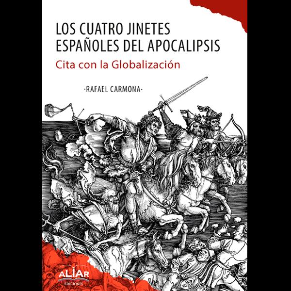 Portada de Los cuatro jinetes españoles del apocalipsis 1
