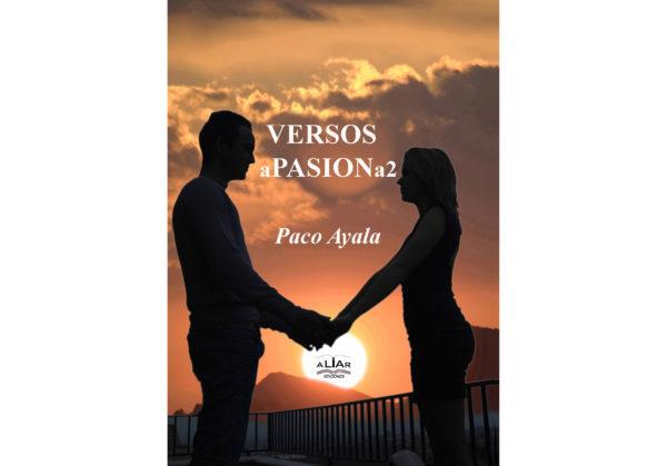 Portada de Versos aPASIONa21