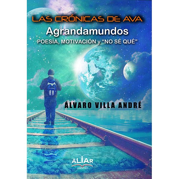 aaaPortada de Las Crónicas de Ava Agrandamundos