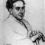 Antonio Machado por Leandro Oroz 1925