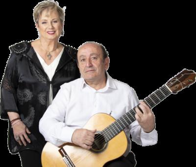 """Voz y guitarra """"La sombra de mi alma"""""""