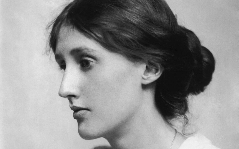 George Charles Beresford   Virginia Woolf in 1902   Restoration edited