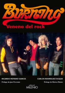 Burning Veneno del rock