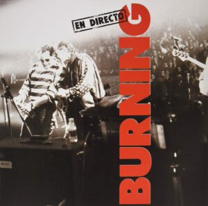 Burning directo