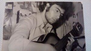 Pepe Risi sangre andaluza rockera y flamenca
