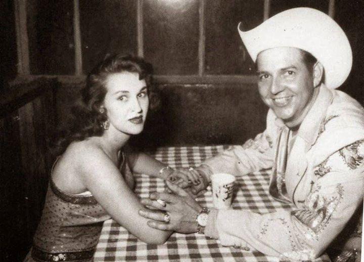 Hank Thompson y Wanda Jackson el incio de una carrera descomunal 1 1