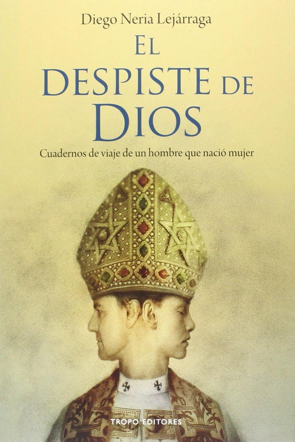 """""""El despiste de Dios"""", Diego Neria Lejárraga. Breve antología en papel celeste, rosa y blanco."""