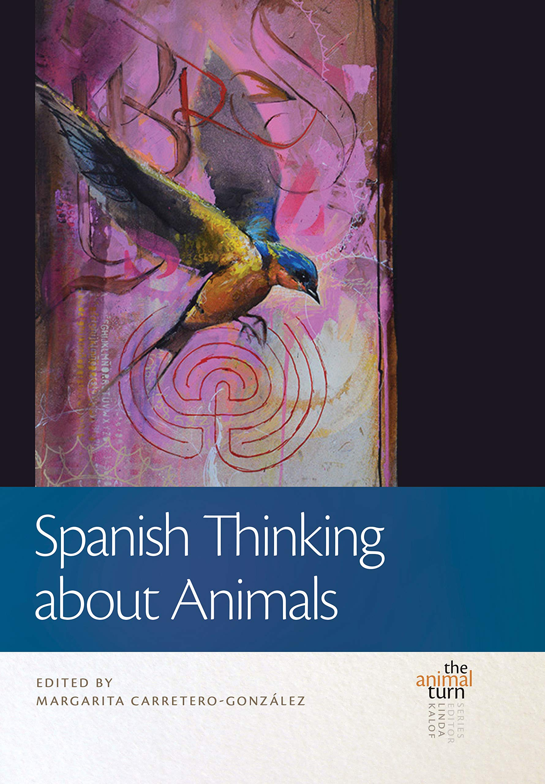 """Machina Animata"". ""Spanish Thinking about Animals"", con portada del granadino Niño de las Pinturas (Sex)."