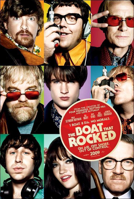La radio encubierta. Película 2009. Rock and roll radio. Una historia de ritmos, guitarras y ondas hertzianas. Parte 1. Por Paco Burgos.