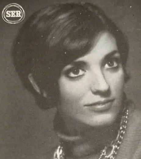 Rock and roll radio. Olimpia Torres fue una de las pioneras como DJ en la radio.