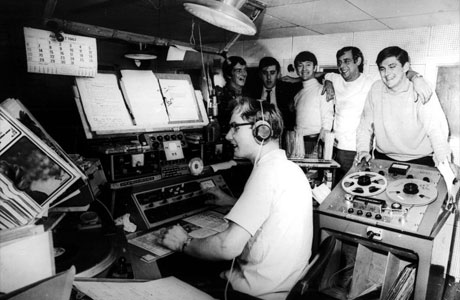 """""""Radio Caroline"""" Rock and roll radio. Una historia de ritmos, guitarras y ondas hertzianas. Parte 1. Por Paco Burgos."""