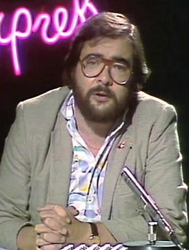 """Ángel Casas en """"Musical express"""""""