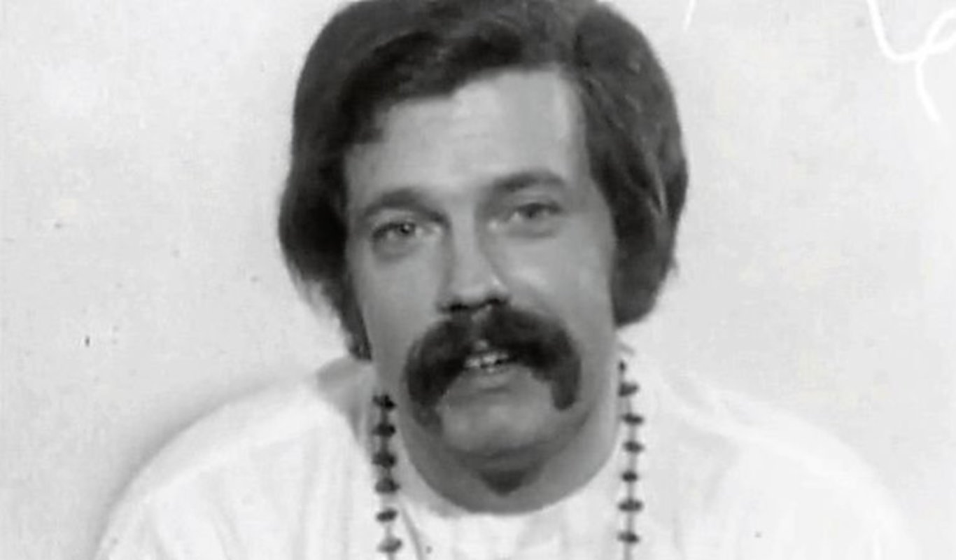 """José María Iñigo en """"Último grito""""."""