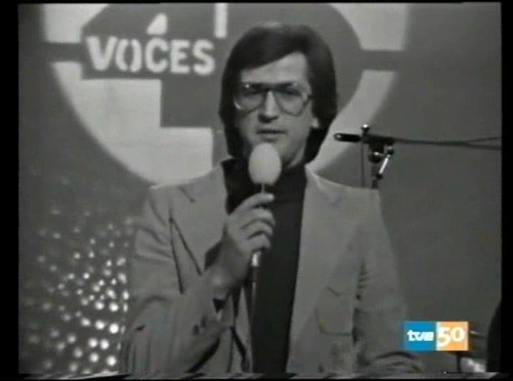 "Pepe Domingo Castaño en ""Voces a 45"""