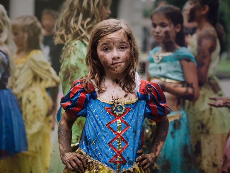 """""""Dream big princess"""". En un reino muy cercano. Por Rocío Álvarez González."""