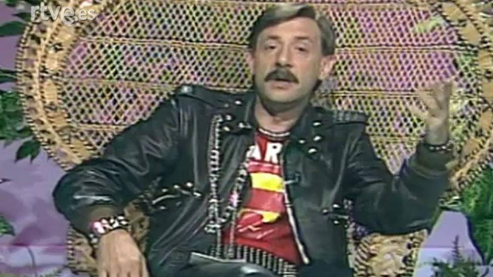 """Carlos Tena en """"Pop qué"""". Música y televisión en España. Por Paco Burgos."""