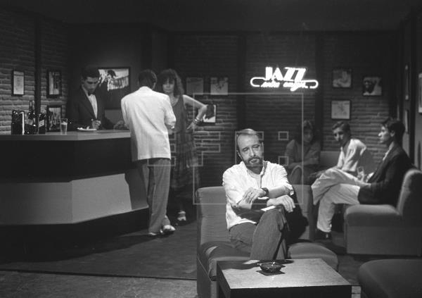 """""""Cifu"""" en el club de """"Jazz entre amigos"""". Música y televisión en España. Por Paco Burgos."""