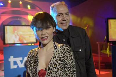 """La china Patino y Jesús Ordovás en """"Ipop"""". Música y televisión en España. Por Paco Burgos."""