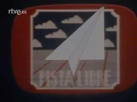 """""""Pista Libre"""". Música y televisión en España. Por Paco Burgos."""