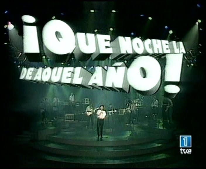 """""""Que noche la de aquel año"""" con Miguel Ríos. Música y televisión en España. Por Paco Burgos."""